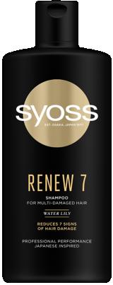 SYOSS RENEW 7 Шампоан