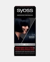 Syoss Permanentní barva Modročerný 1_4
