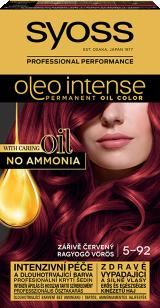 Syoss Oleo Intense Zářivě červený 5-92