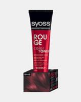 Syoss Color Toner Červený