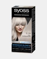 Syoss Permanentní barva Chladná platinová blond 12_59