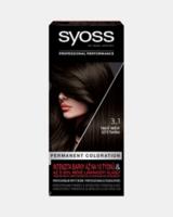 Syoss Permanentní barva Tmavě hnědý 3_1