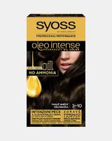 Syoss Oleo Intense Tmavě hnědý 3-10