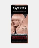 Syoss Permanentní barva Světlý růžově zlatoplavý 9_52