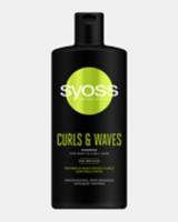 Syoss Curls & Waves šampon