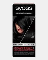 Syoss trajna boja za kosu Crna 1_1