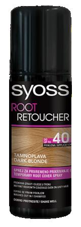 Syoss Root Retoucher Tamnoplava