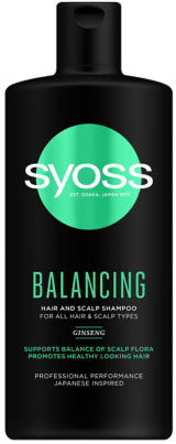 SYOSS BALANCING sampon