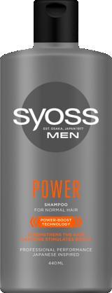 SYOSS MEN POWER Sampon