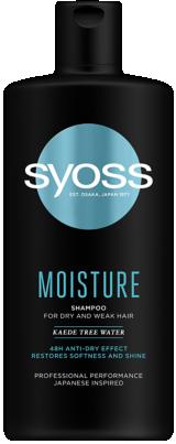 SYOSS MOISTURE sampon