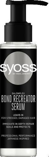 SYOSS SALONPLEX BOND RECREATOR szérum hajápoló