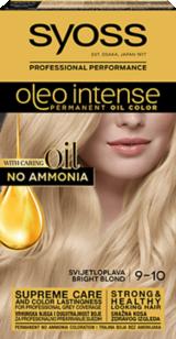 Syoss Oleo Intense Svijetloplava 9-10