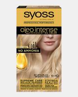 Trajna barva za lase Syoss Oleo Intense Svetlo blond 9-10