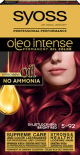 Syoss Oleo Intense Svijetlocrvena 5-92