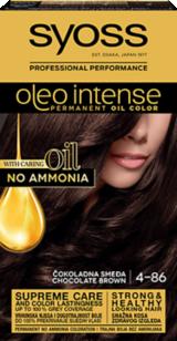 Syoss Oleo Intense Čokoladna smeđa 4-86