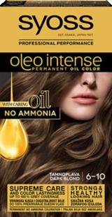 Syoss Oleo Intense Tamnoplava 6-10