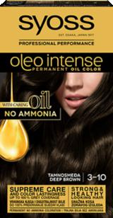 Syoss Oleo Intense Tamnosmeđa 3-10