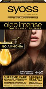 Syoss Oleo Intense Zlatno-smeđa 4-60