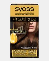 Trajna barva za lase Syoss Oleo Intense Zlato rjava 4-60