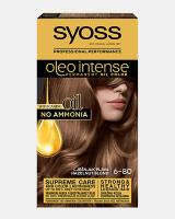 Trajna barva za lase Syoss Oleo Intense Lešnik blond 6-80