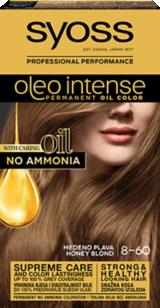 Syoss Oleo Intense Med plava 8-60