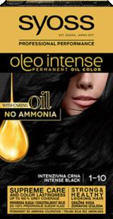 Syoss Oleo Intense Intenzivna crna 1-10