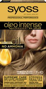 Syoss Oleo Intense Prirodna plava 7-10