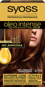 Syoss Oleo Intense Topla bakrena 6-76