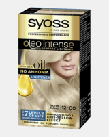Syoss Oleo Intense posvjetljivač na bazi ulja Srebrna plava 12-00