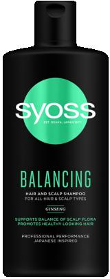 Szampon Syoss Balancing