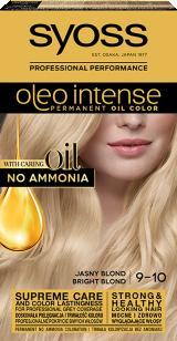 Syoss Oleo Intense Trwała Koloryzacja Z Olejkiem Jasny Blond 9-10