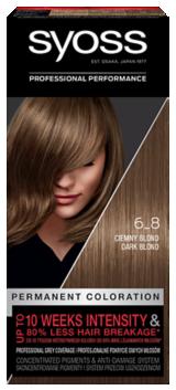 Syoss Trwała Koloryzacja Ciemny Blond 6_8