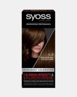 Vopsea de păr permanentă Syoss 4-8 Șaten Ciocolatiu