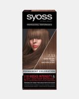 Syoss Vopsea permanentă de păr Syoss 7-53 Blond Perlat Închis