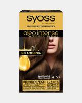 Syoss Oleo intense vopsea permanentă cu ulei - nuanta șaten auriu 4-60