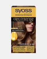 Syoss Oleo intense vopsea permanentă cu ulei - nuanta blond alună 6-80