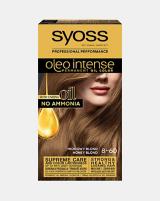 Syoss Oleo intense vopsea permanentă cu ulei - nuanta blond miere 8-60