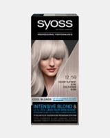 Syoss Vopsea de păr permanentă Syoss 12-59 Platinium Blond Rece