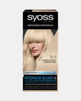 Syoss Vopsea de păr permanentă Syoss 13-5 Decolorant Platinum
