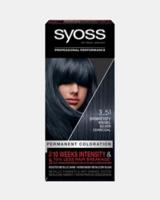 Syoss Vopsea permanentă de păr Syoss 3-51 - Cărbune Argintiu