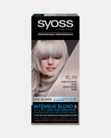 Syoss Vopsea de păr permanentă Syoss 10-55 Ultra Platinium Blond