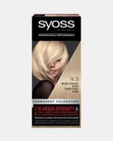 Syoss Vopsea de păr permanentă Syoss 9-5 Blond Perlat Rece