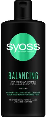 Syoss Balancing šampon