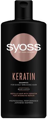 Syoss Keratin šampon