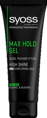 Гел за коса Syoss Max Hold