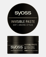 Syoss Men Invisible Paste