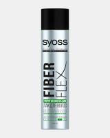 Syoss Fiber Flex Упругая Фиксация Лак Для Волос