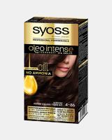 Syoss Oleo Intense Шоколад 4-86