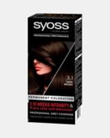 Save & Close  Стійка фарба для волосся Syoss Темно-каштановий 3-1