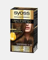 Syoss Oleo Intense Золотистий Каштановий 4-60